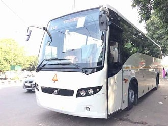 45 Seater Volvo 1