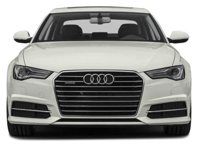 Audi A6 2 Front View