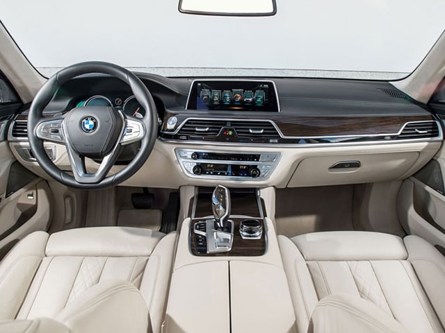BMW 7 Interior