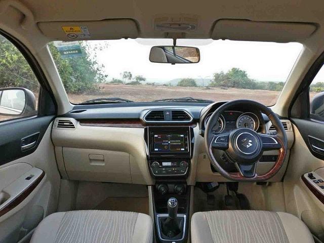 Swift Dzire Steering Wheel