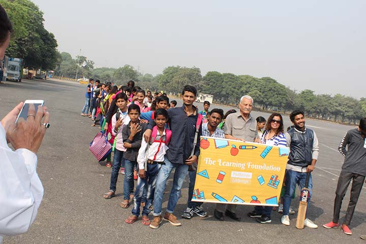 Smile Travels CSR- Happy Children's Day