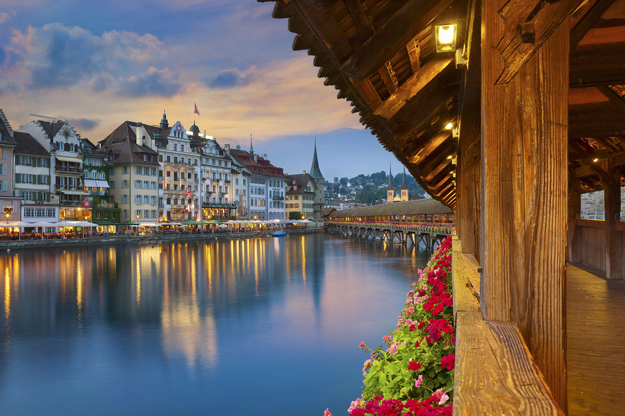 Paris + Switzerland
