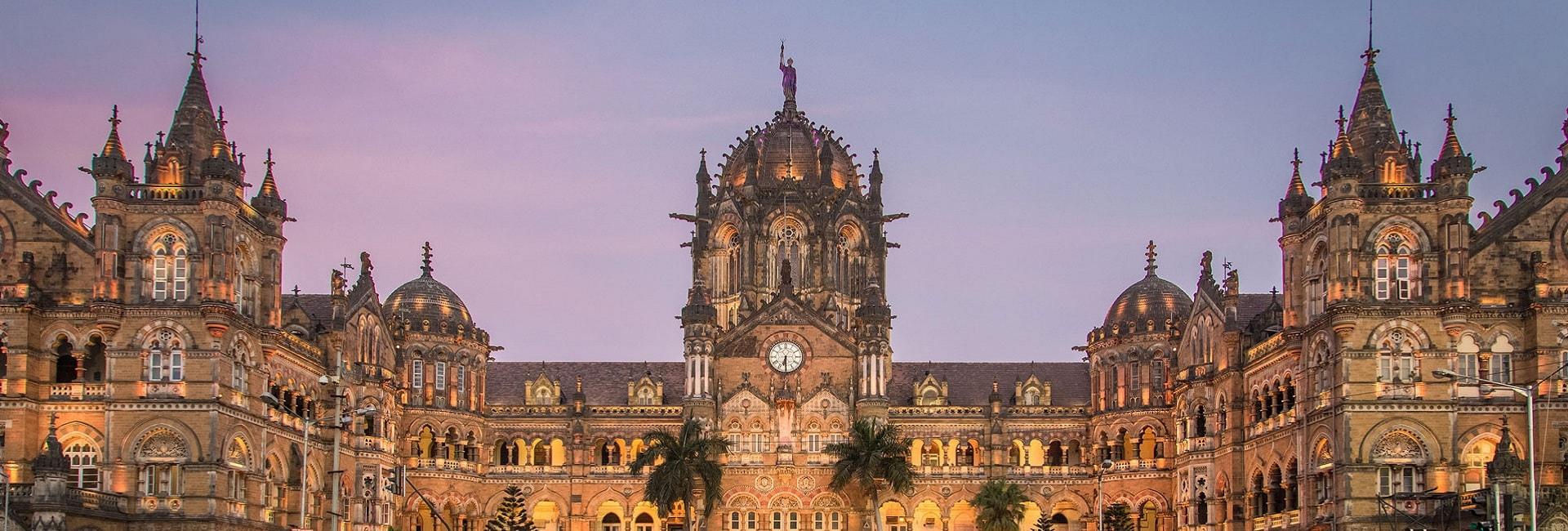 Mumbai + Aurangabad