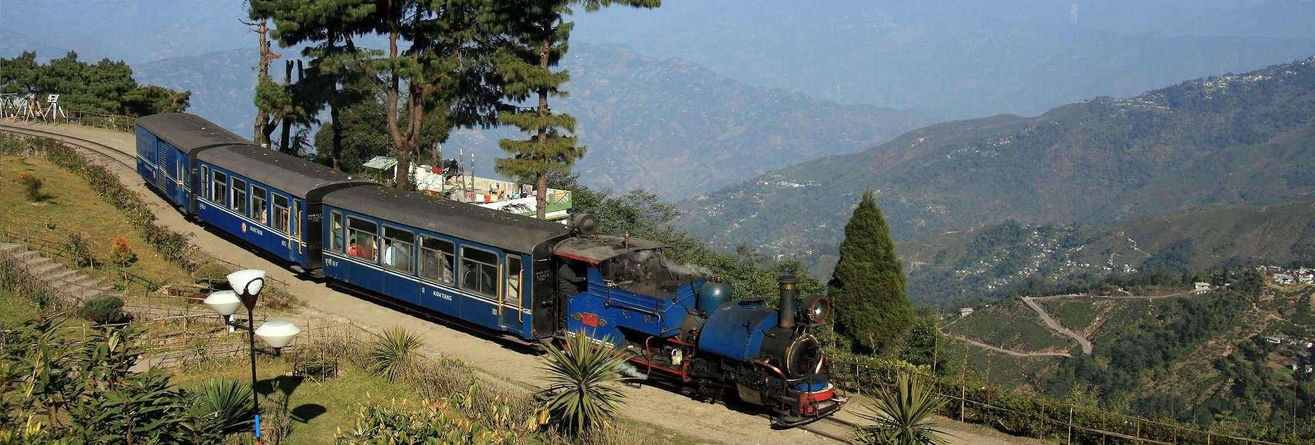Darjeeling Toy Train Ride