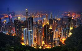 Macau and Hong Kong - Hong Kong