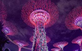 Singapore and Malaysia - Arrival