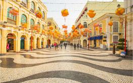 Macau and Hong Kong - Hong Kong City