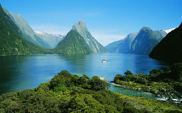 New Zealand - Milford