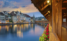 Paris + Switzerland - Lucerne