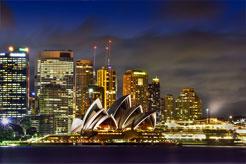Adventurous Australia - Arrival