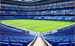 Spain - Santiago Bernabeu Stadium