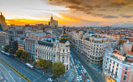 Spain - Madrid to Seville