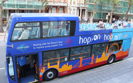 Italy - Hop on Hop Off